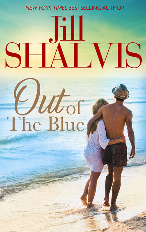 Jill Shalvis Out Of The Blue