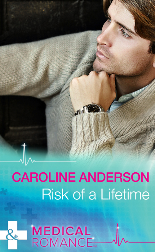 Caroline Anderson Risk of a Lifetime цена и фото