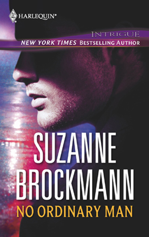 Suzanne Brockmann No Ordinary Man the sum of all kisses