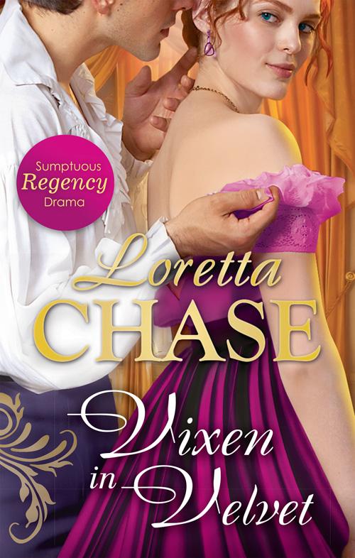 Loretta Chase Vixen In Velvet eglo leonie 92129