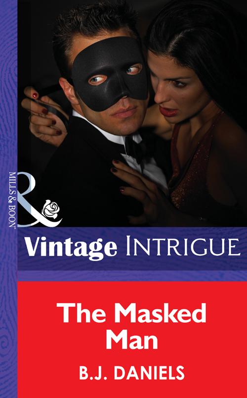 B.J. Daniels The Masked Man jill nelson elizabeth evidence of murder