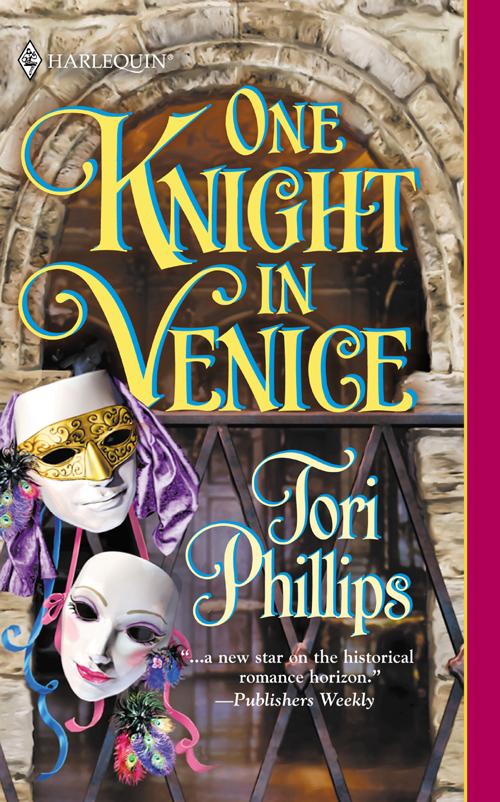 Tori Phillips One Knight In Venice