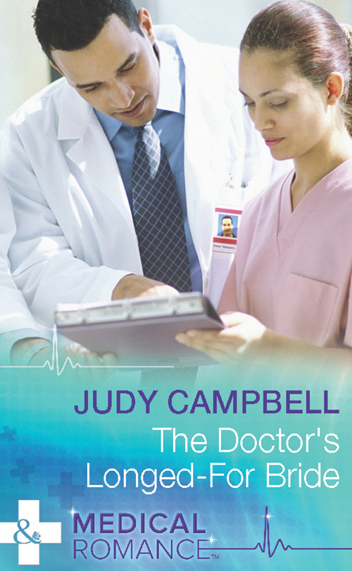 Judy Campbell The Doctor's Longed-for Bride