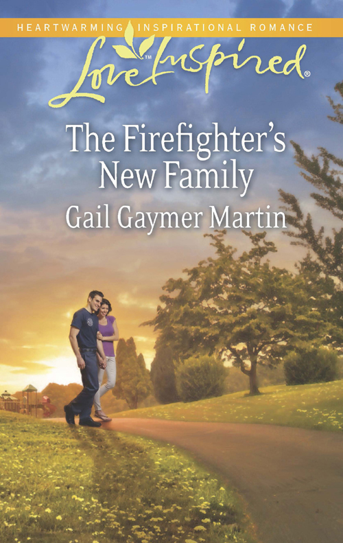 лучшая цена Gail Martin Gaymer The Firefighter's New Family