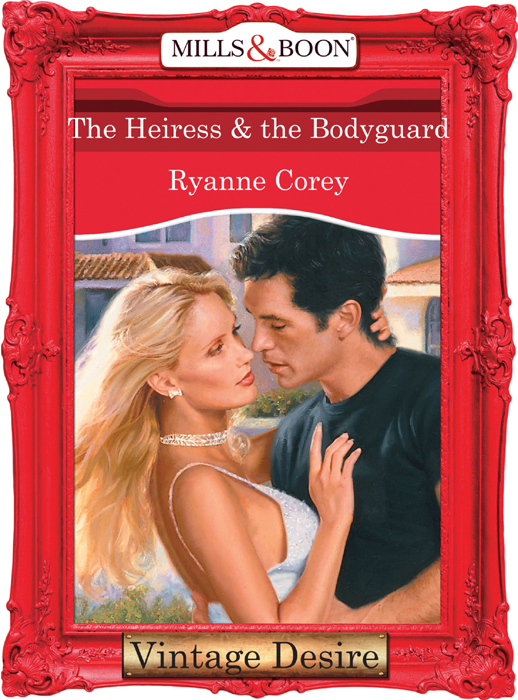 Ryanne Corey The Heiress and The Bodyguard hide my eyes