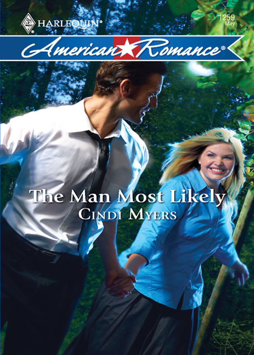 Cindi Myers The Man Most Likely boy most likely to