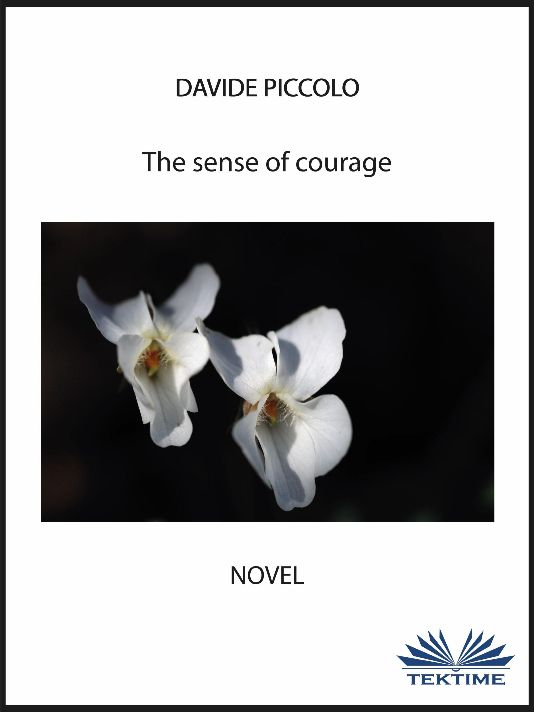 Martyn Fogg The Sense Of Courage