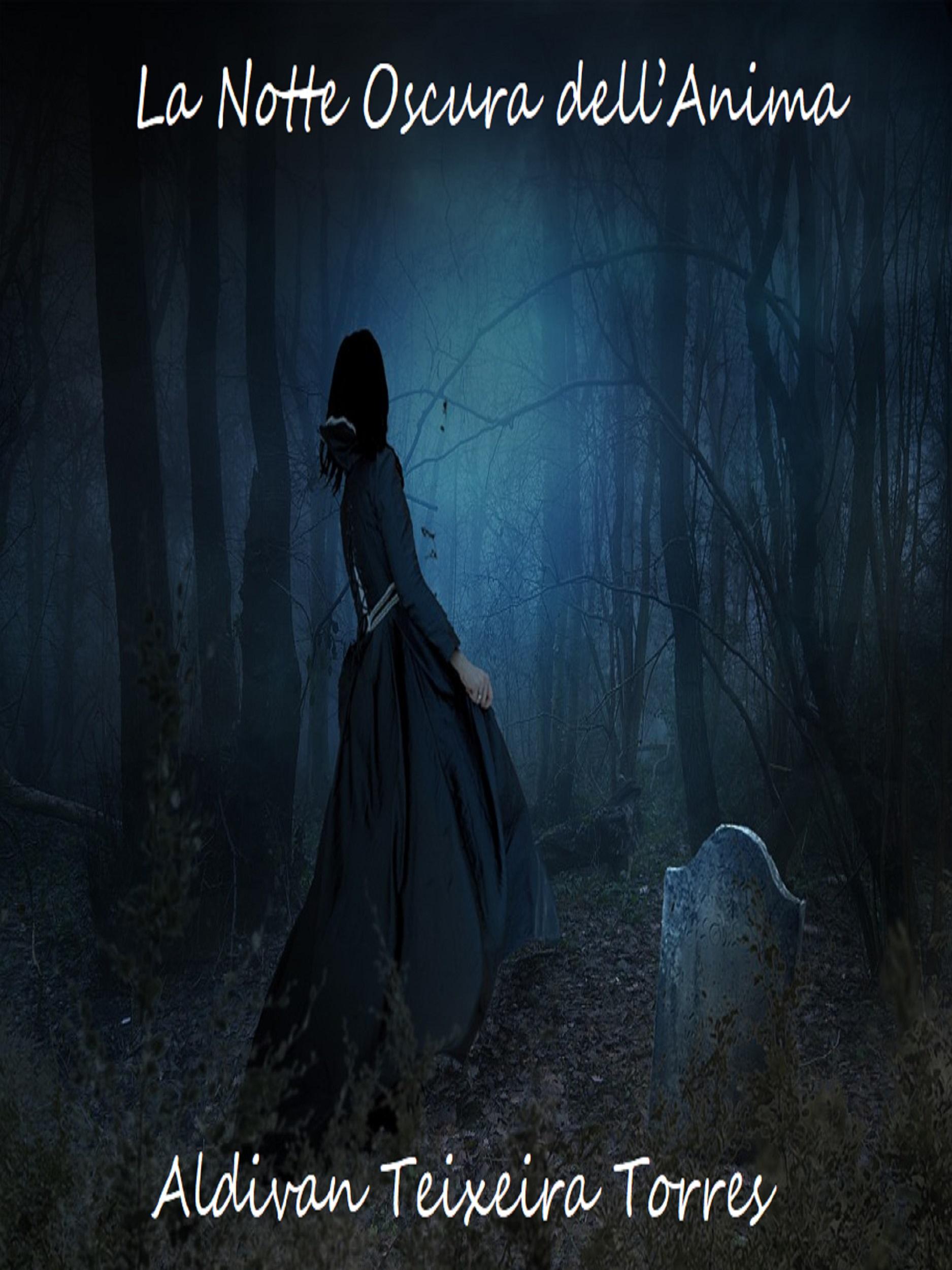 Aldivan Teixeira Torres La Notte Oscura Dell'anima