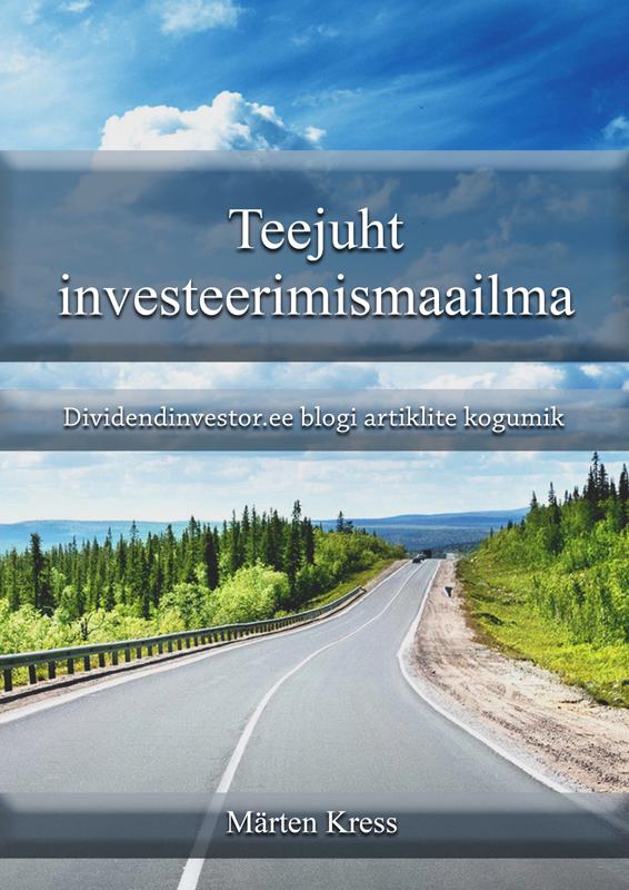 Teejuht investeerimismaailma – dividendinvestor.ee blogi artiklite kogumik