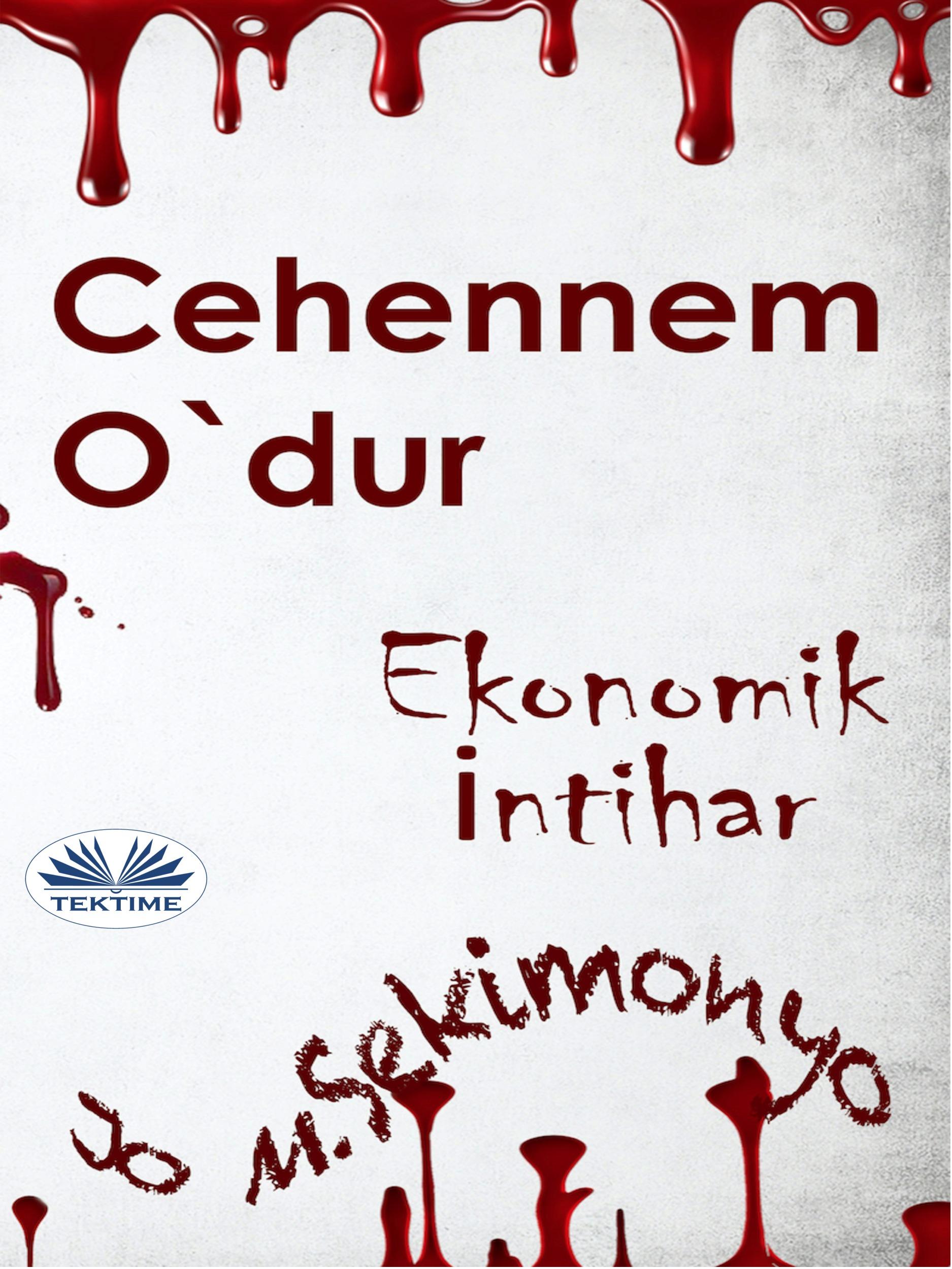 Обложка книги Cehennem O'Dur