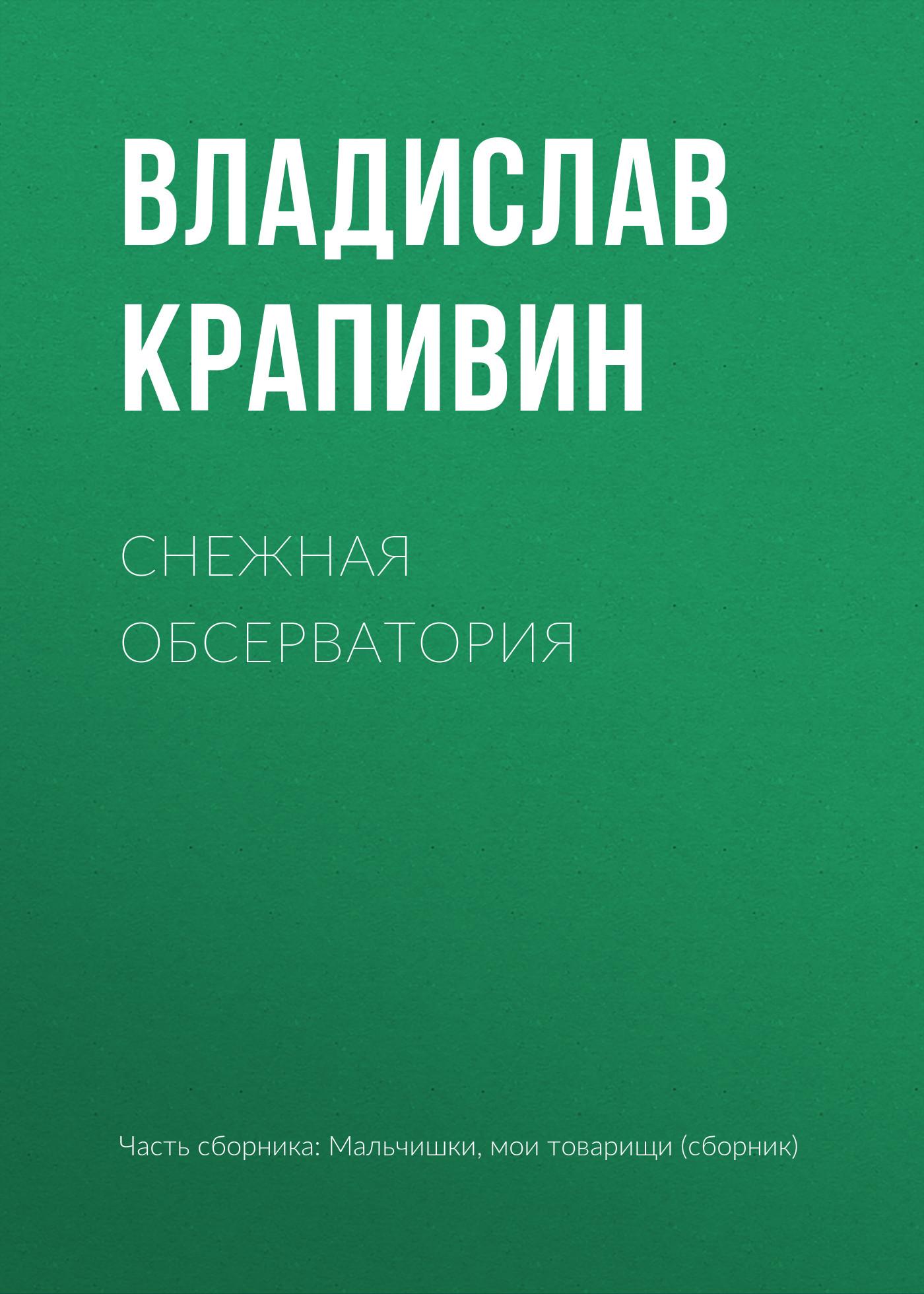 Владислав Крапивин Снежная обсерватория