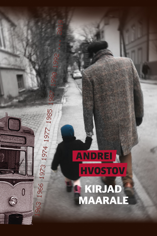 Andrei Hvostov Kirjad Maarale andrei hvostov sillamäe passioon