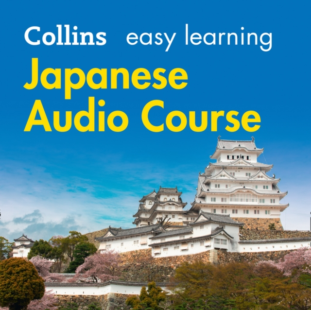 Фото - Fumitsugu Enokida Easy Learning Japanese Audio Course: Language Learning the easy way with Collins (Collins Easy Learning Audio Course) the celta course trainer s manual