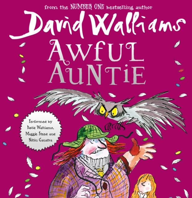 David Walliams Awful Auntie awful aunty