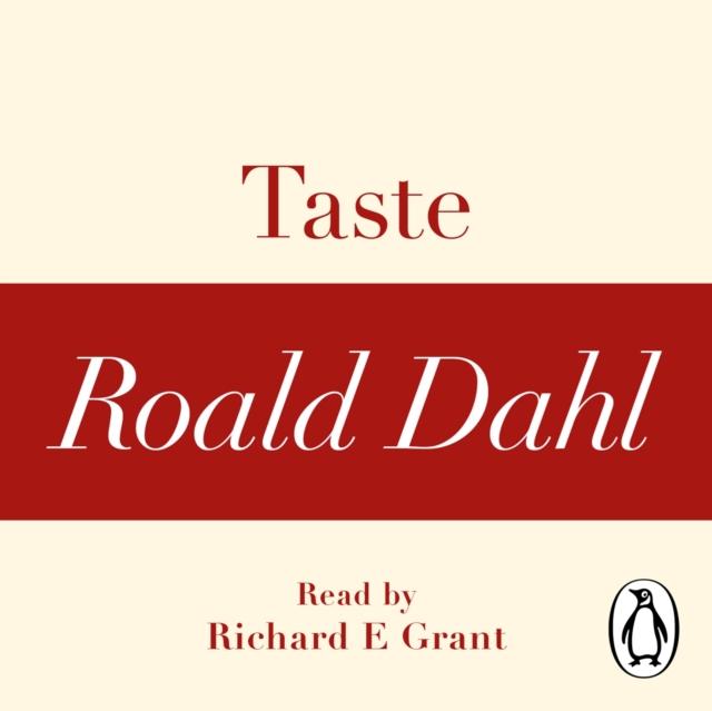 Roald Dahl Taste (A Roald Dahl Short Story) dahl roald dirty beasts