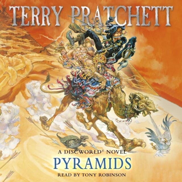 Terry Pratchett Pyramids terry pratchett small gods