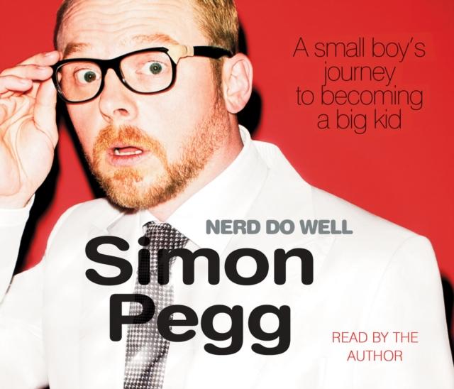 Simon Pegg Nerd Do Well тонометр b well med 57