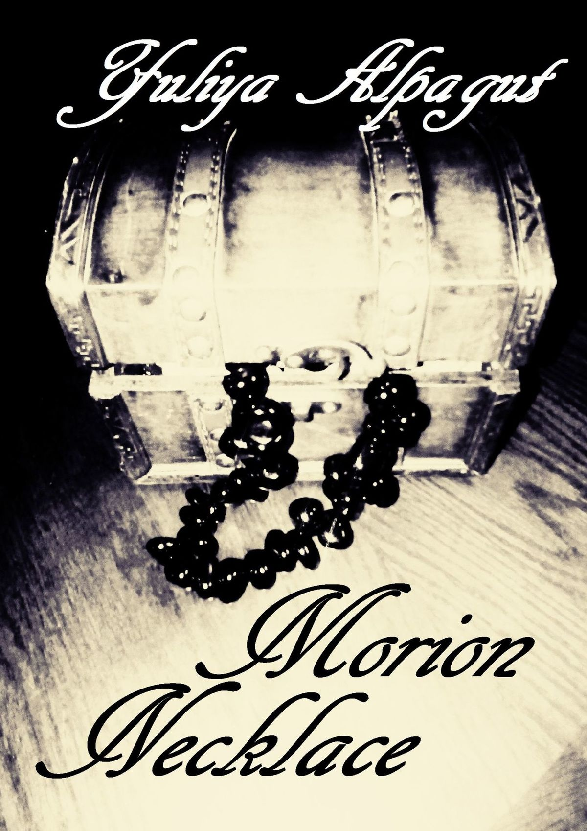 Yuliya Alpagut Morion Necklace death in venice and other storie