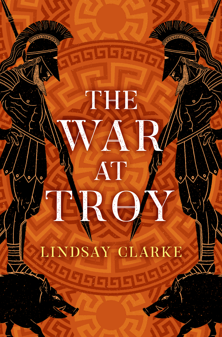 Lindsay Clarke The War at Troy padraic colum the children s homer the adventures of odysseus and the tale of troy