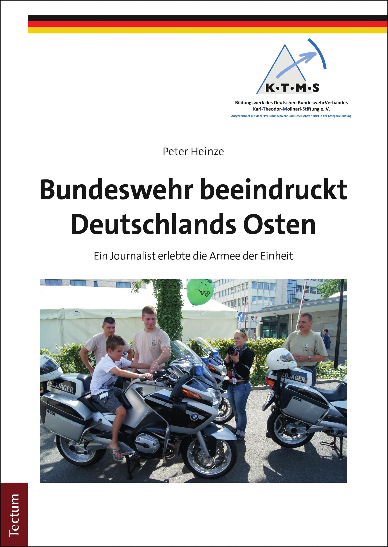Peter Heinze Bundeswehr beeindruckt Deutschlands Osten walther rathenau an deutschlands jugend