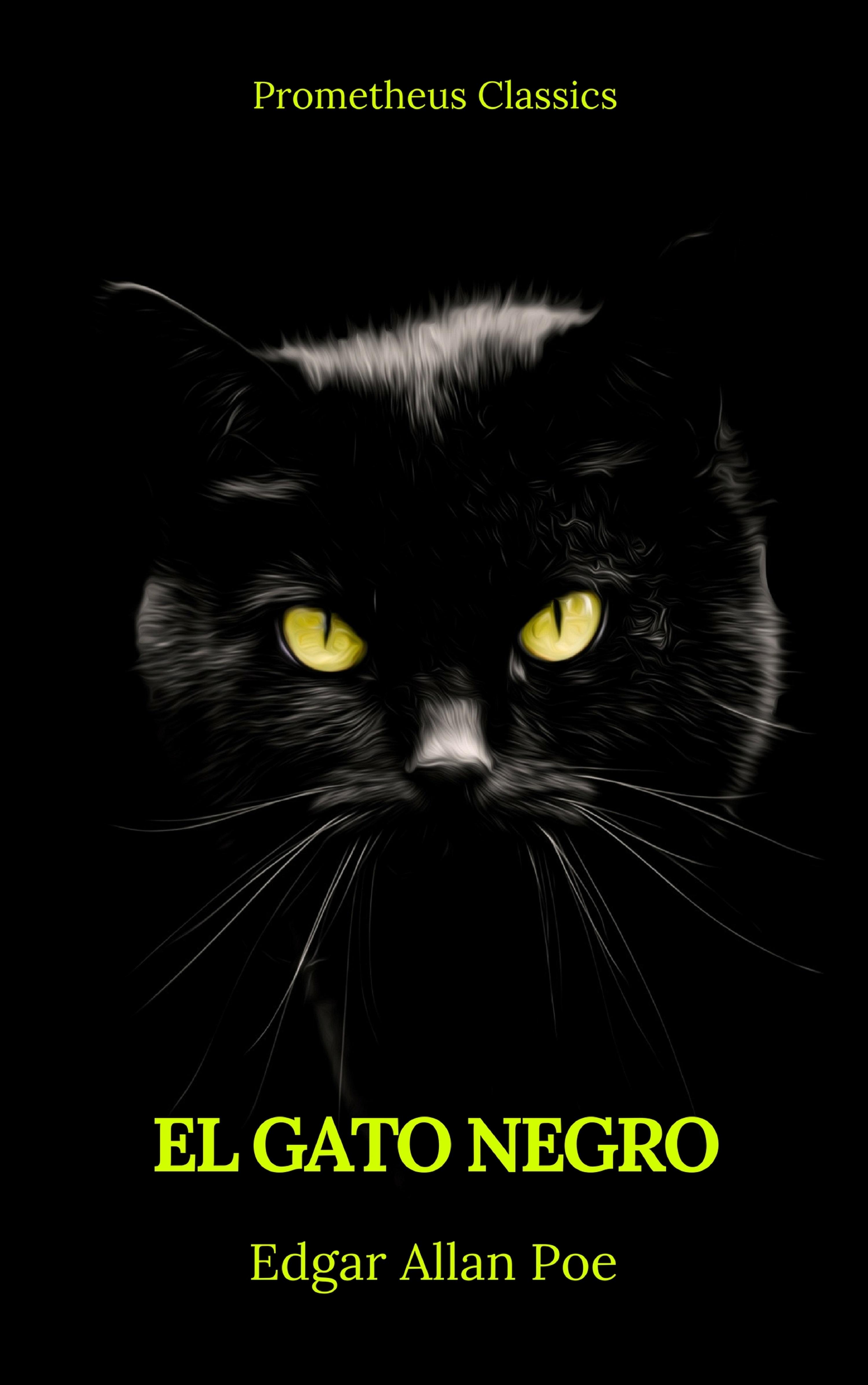 el gato negro prometheus classics