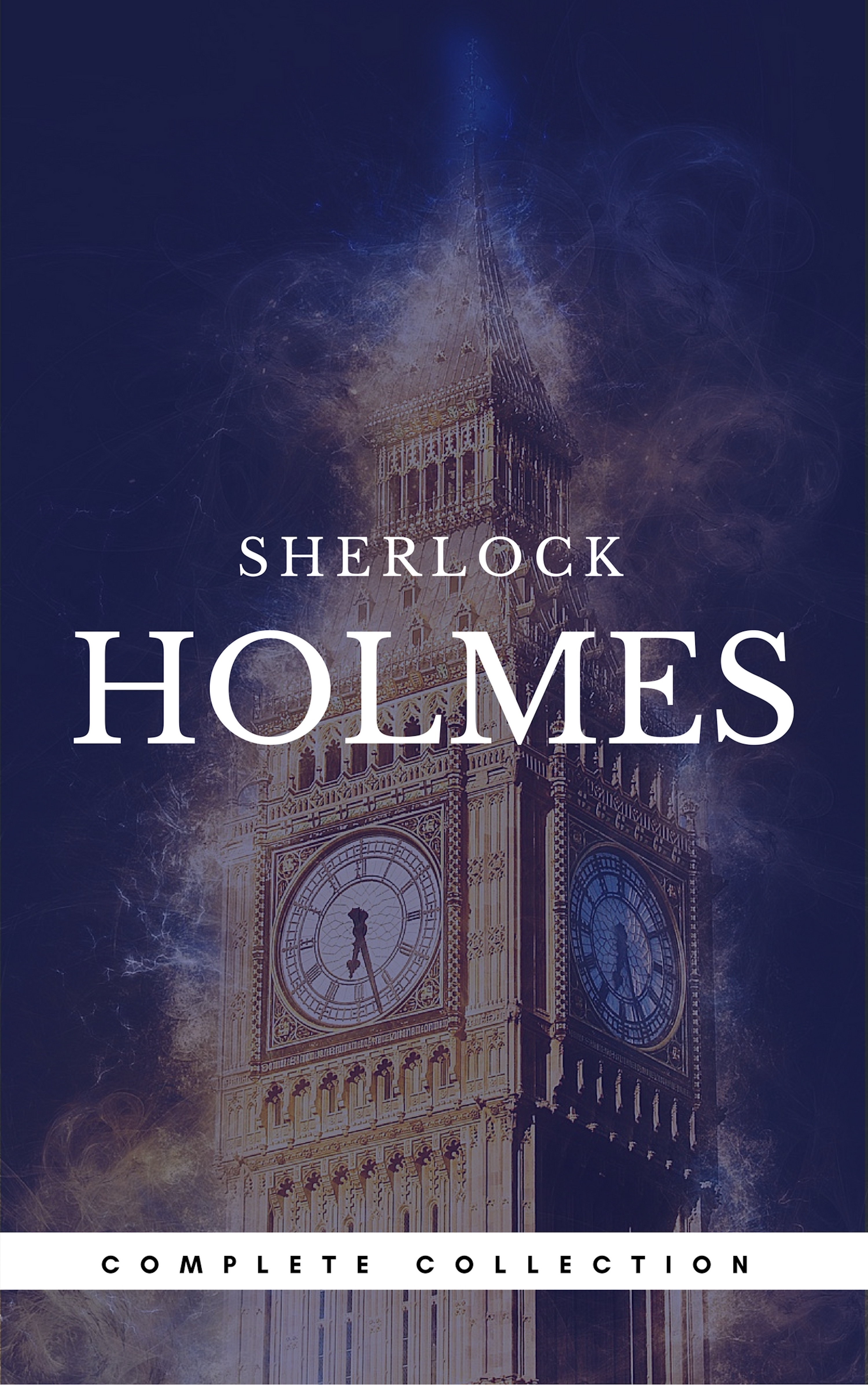 sherlock holmes the complete collection book center