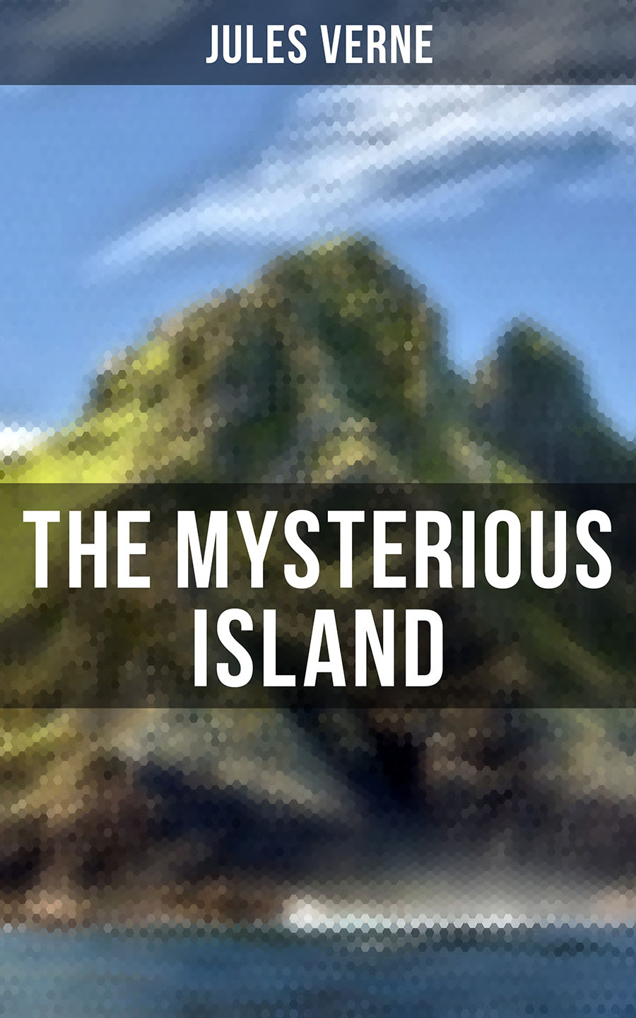 the mysterious island trilogy dropped from the clouds abandoned the secret of the island complete edition