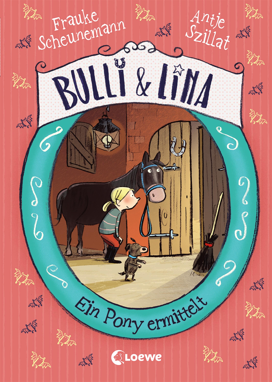 цена на Frauke Scheunemann Bulli & Lina - Ein Pony ermittelt