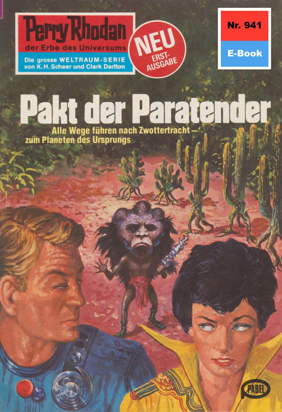 Ernst Vlcek Perry Rhodan 941: Pakt der Paratender ernst vlcek perry rhodan 924 lockruf der psychode
