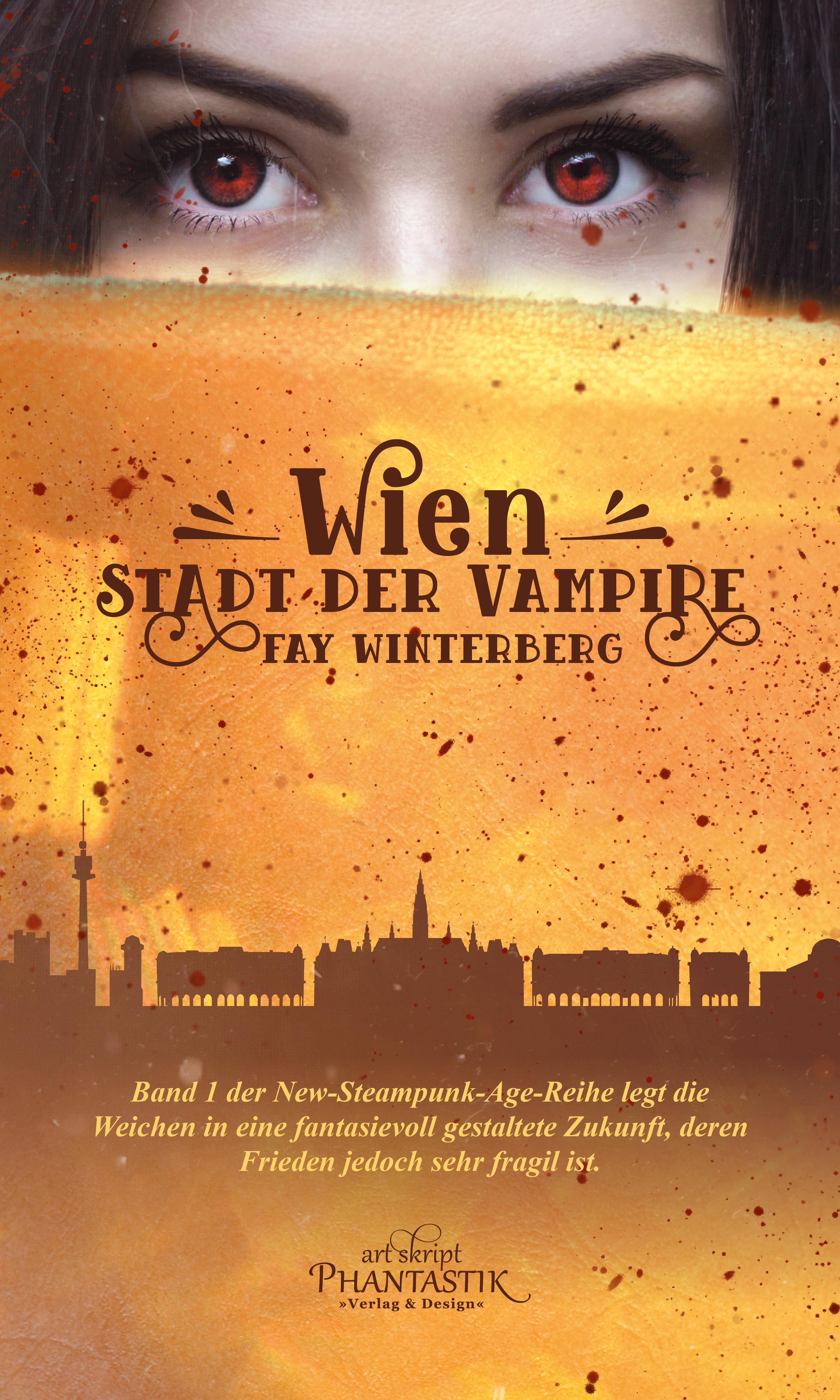 Fay Winterberg Wien - Stadt der Vampire