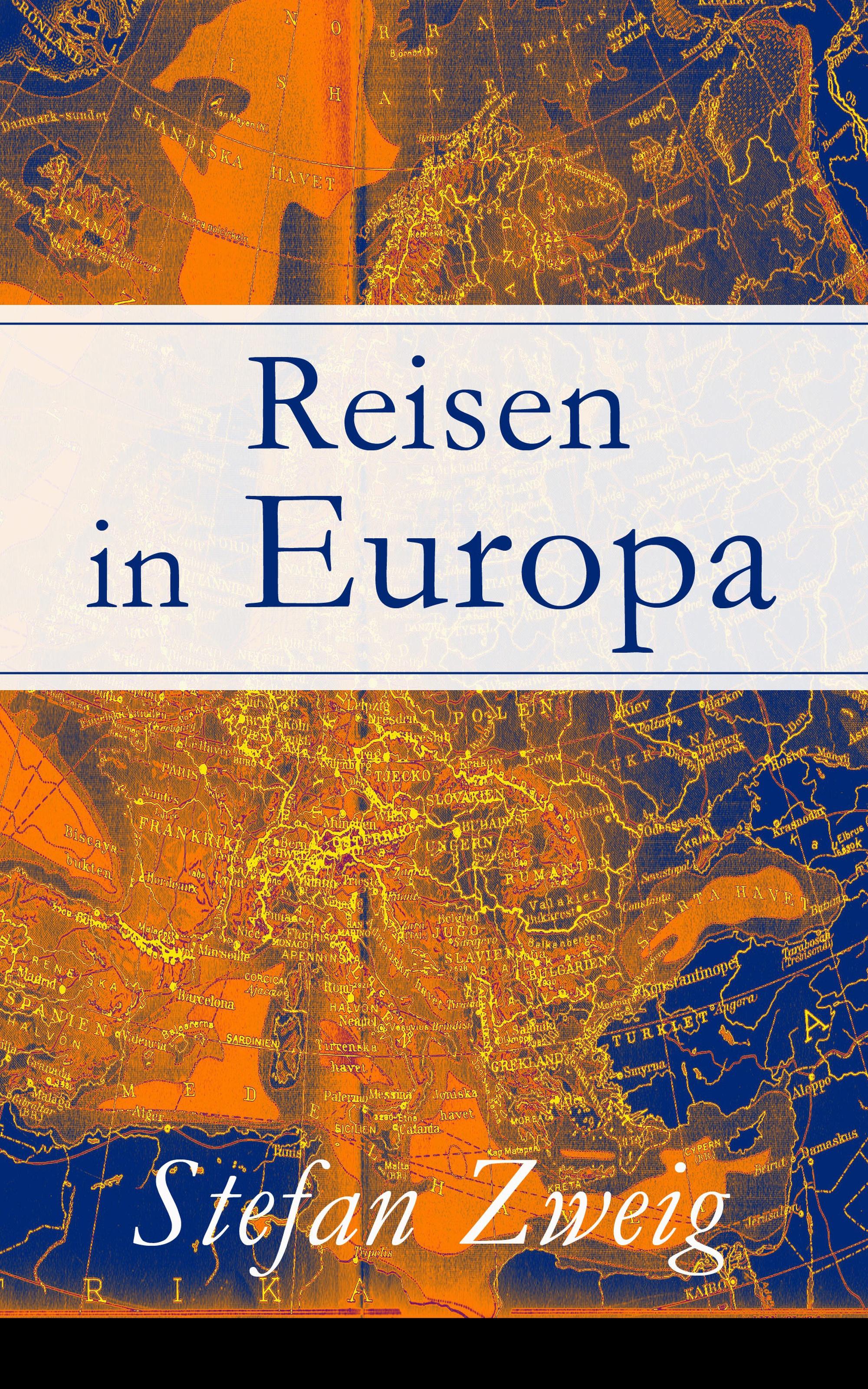 цена Стефан Цвейг Reisen in Europa онлайн в 2017 году