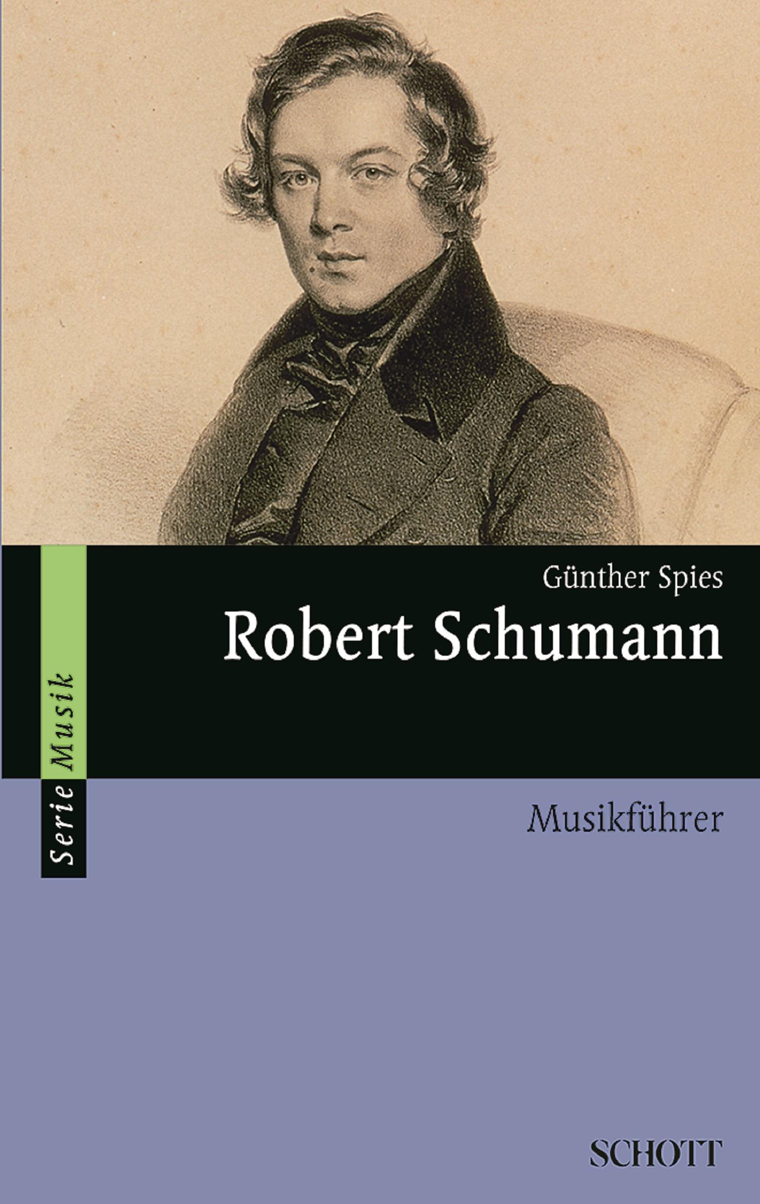 цена на Günther Spies Robert Schumann