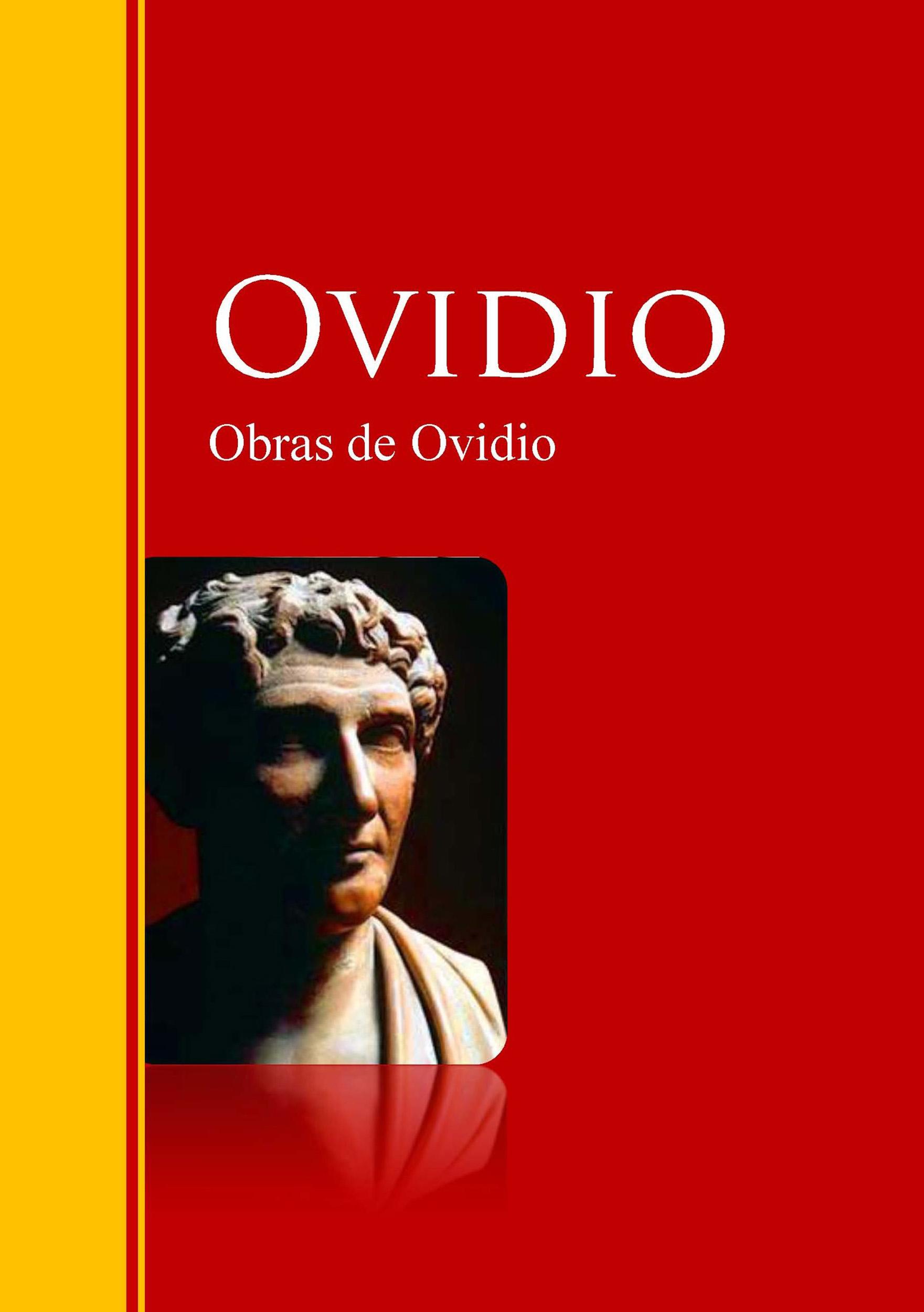 Ovidio Obras de Ovidio недорого