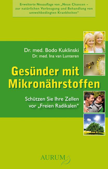 Dr. med. Bodo Kuklinski Gesünder mit Mikronährstoffen тонометр b well med 57