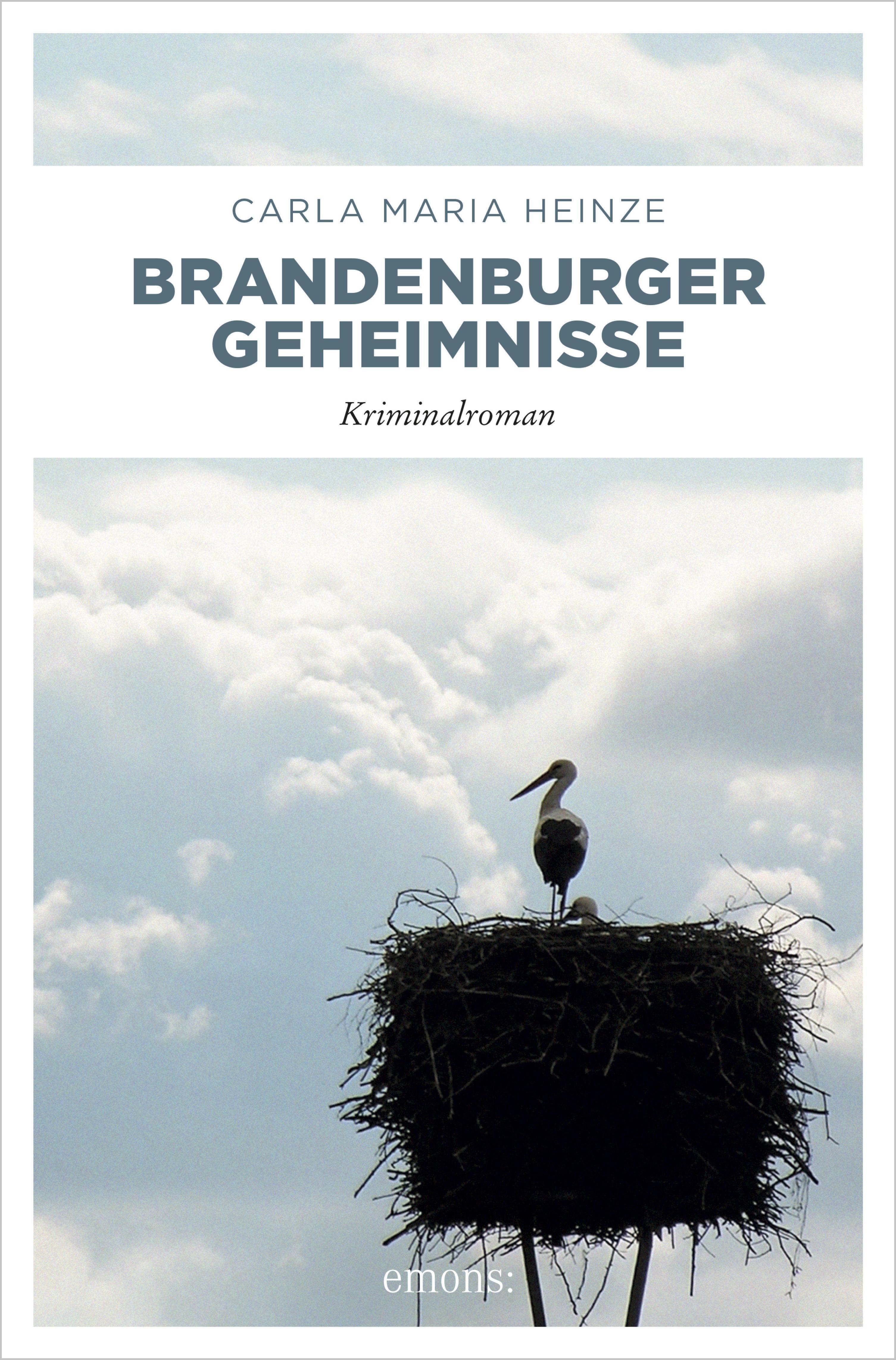 Carla Maria Heinze Brandenburger Geheimnisse сумка maria carla
