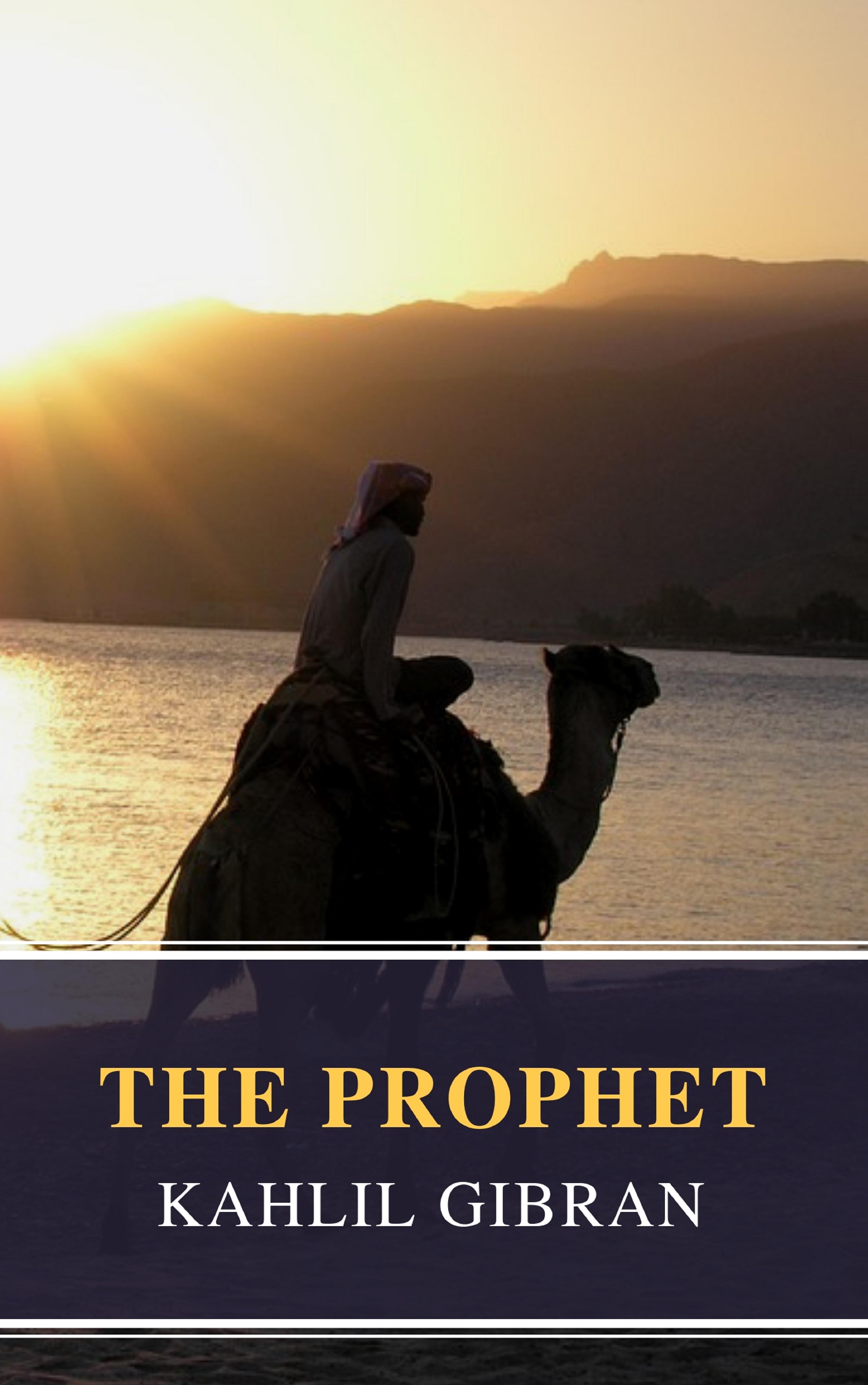 Kahlil Gibran The Prophet все цены