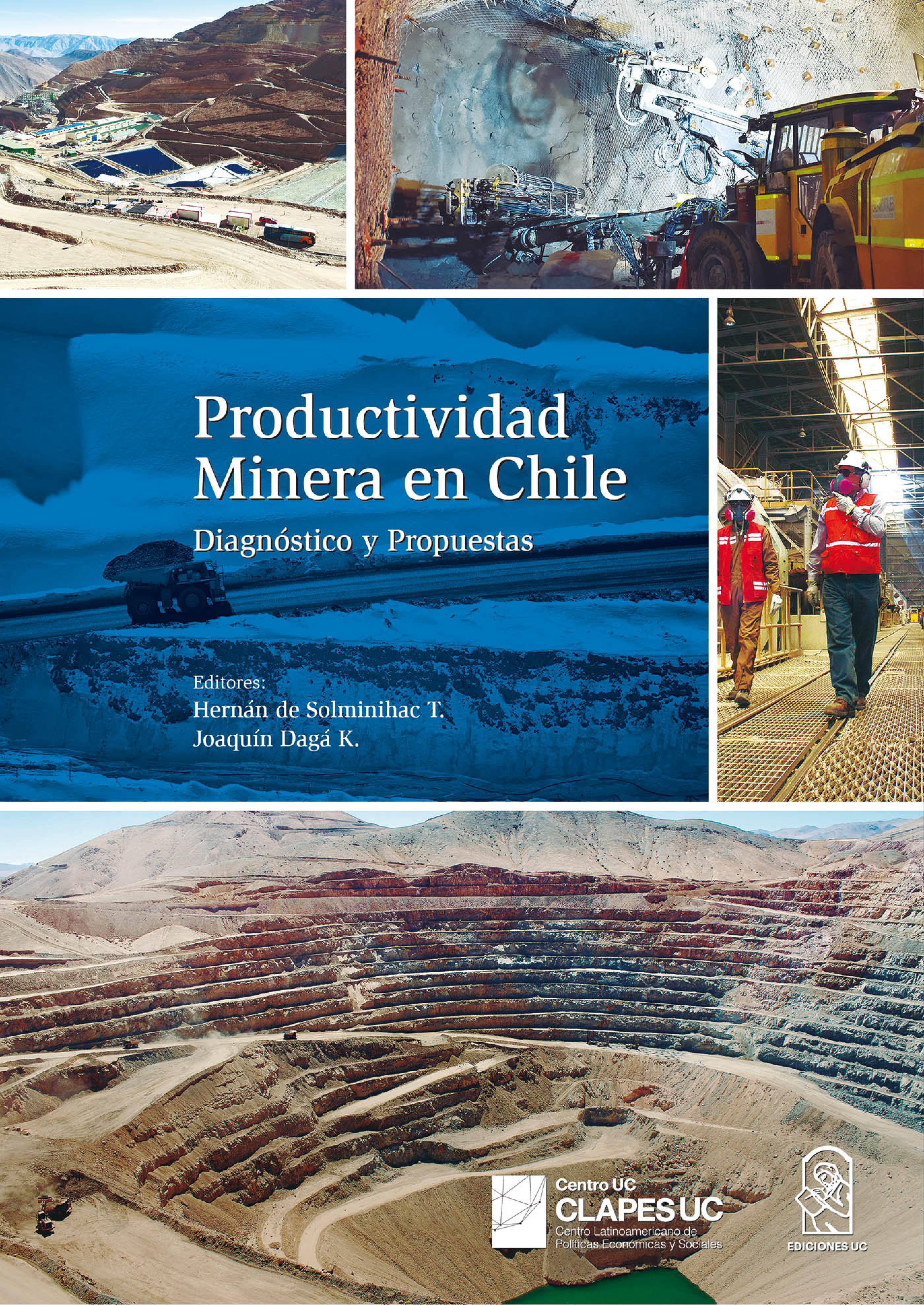 Joaquín Daga K. Productividad Minera en Chile paty cantú chile