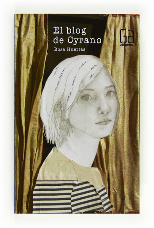 Rosa Mª Huertas Gómez El blog de Cyrano недорого