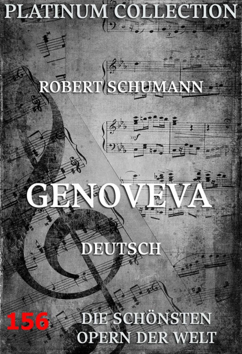 цена на Robert Schumann Genoveva
