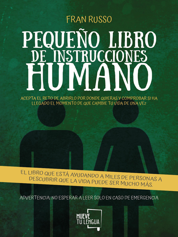 Fran Russo Pequeño libro de instrucciones humano