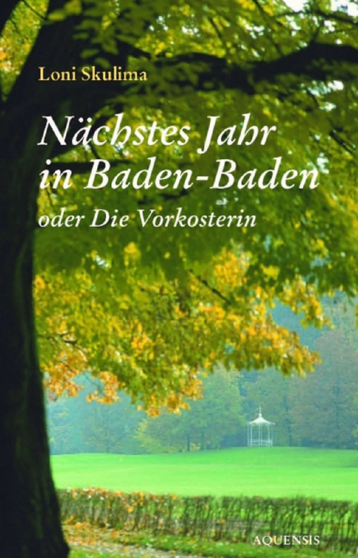 Loni Skulima Nächstes Jahr in Baden-Baden лоферы baden baden ba993awdojo5