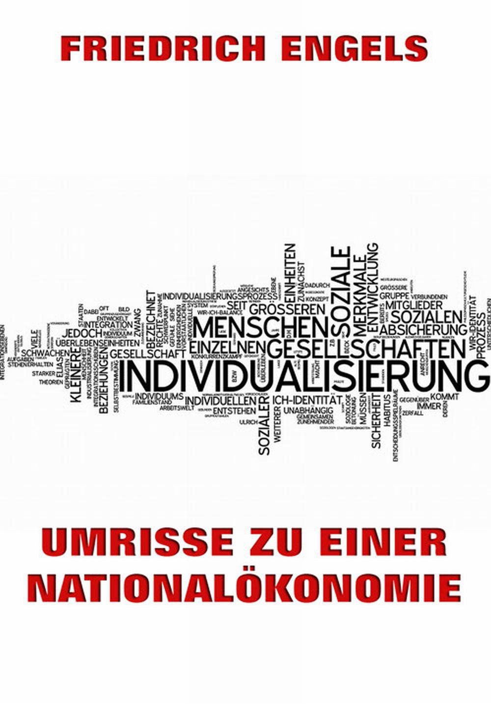 Friedrich Engels Umrisse zu einer Nationalökonomie friedrich curtius denkwurdigkeiten des fursten chlofwig zu hohenlohe schillingsfurst volume 1 german edition