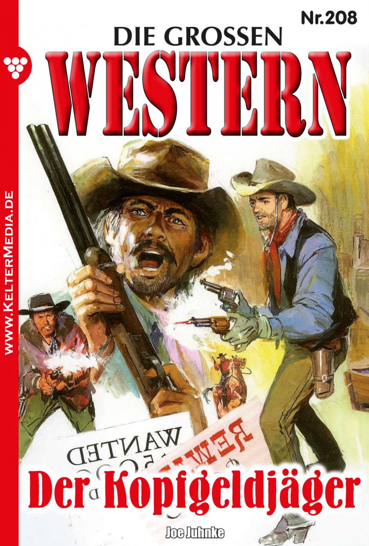 Joe Juhnke Die großen Western 208 joe juhnke die großen western 179