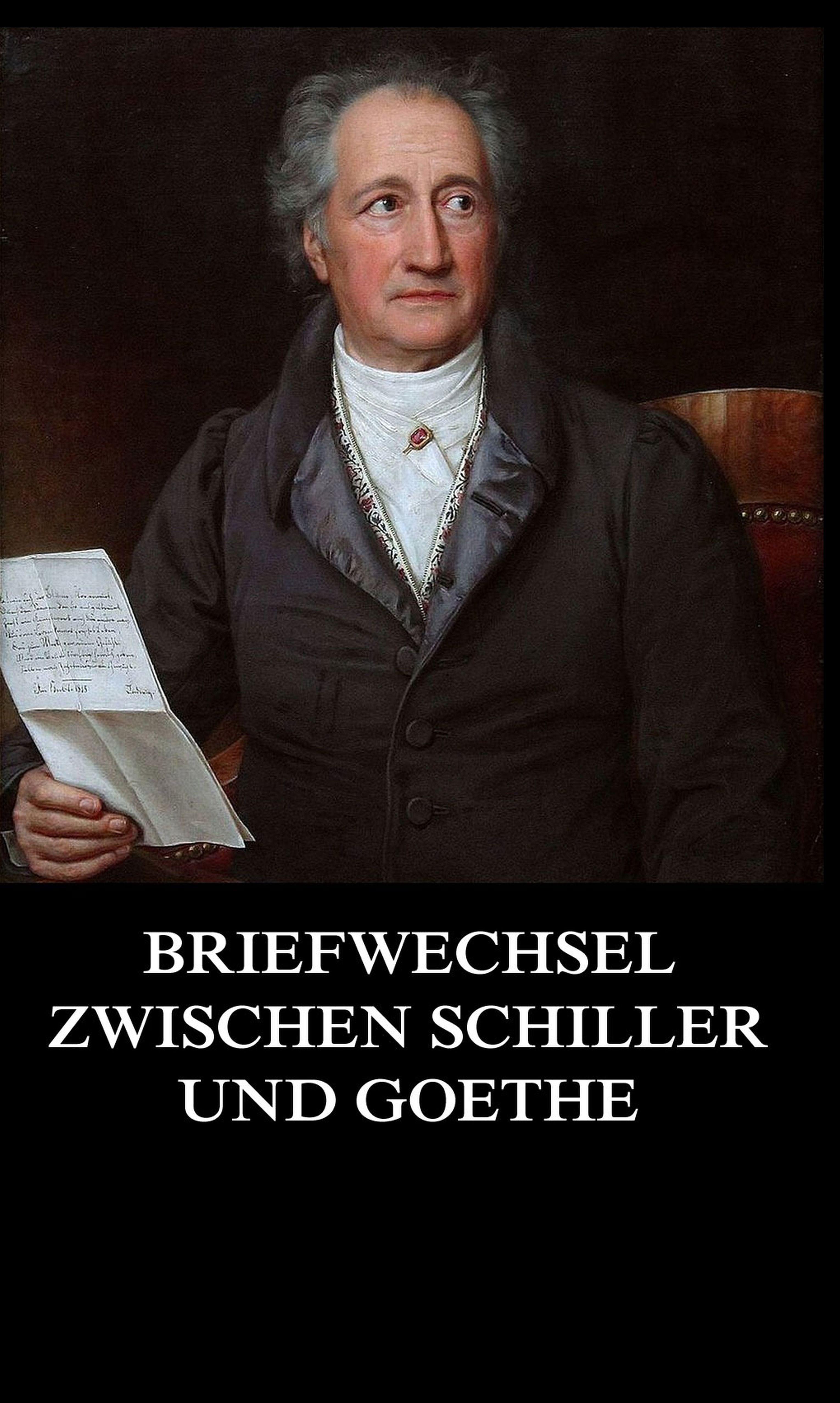 Friedrch von Schiller Briefwechsel zwischen Schiller und Goethe цена и фото