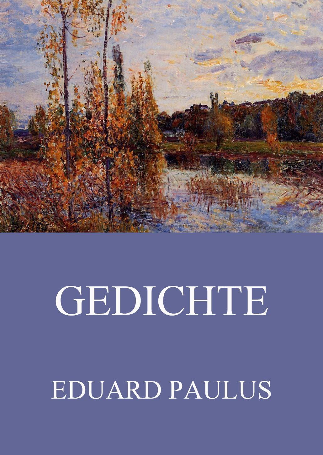 цена на Eduard Paulus Gedichte