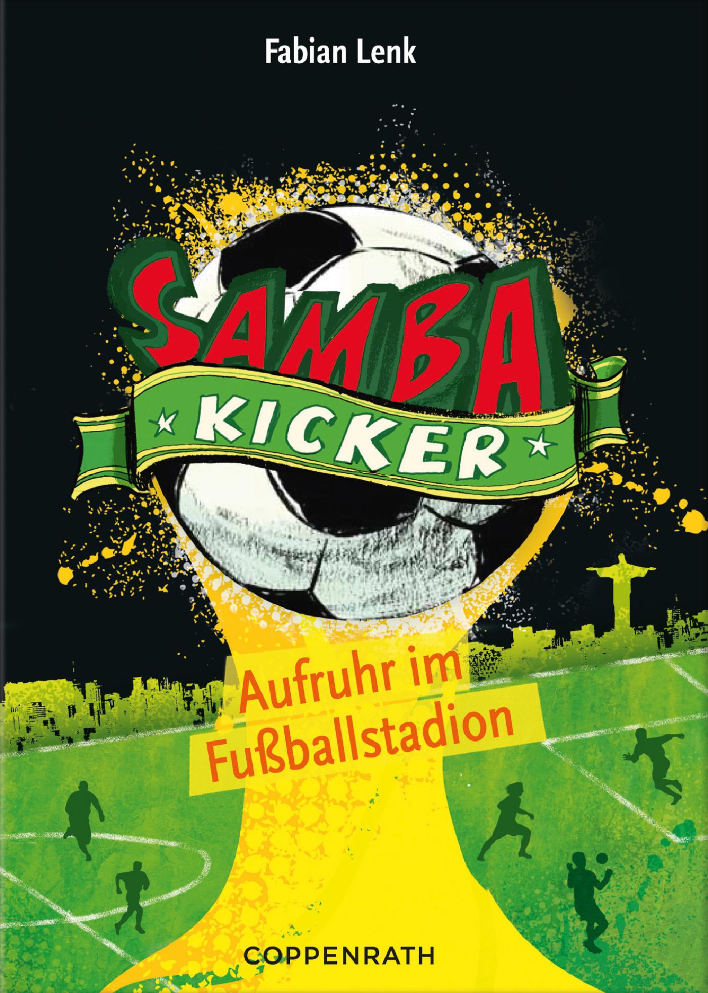 Fabian Lenk Samba Kicker - Band 1
