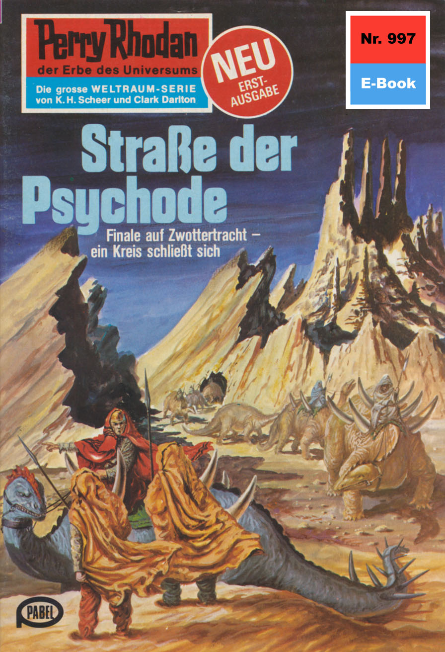 Ernst Vlcek Perry Rhodan 997: Straße der Psychode ernst vlcek perry rhodan 924 lockruf der psychode