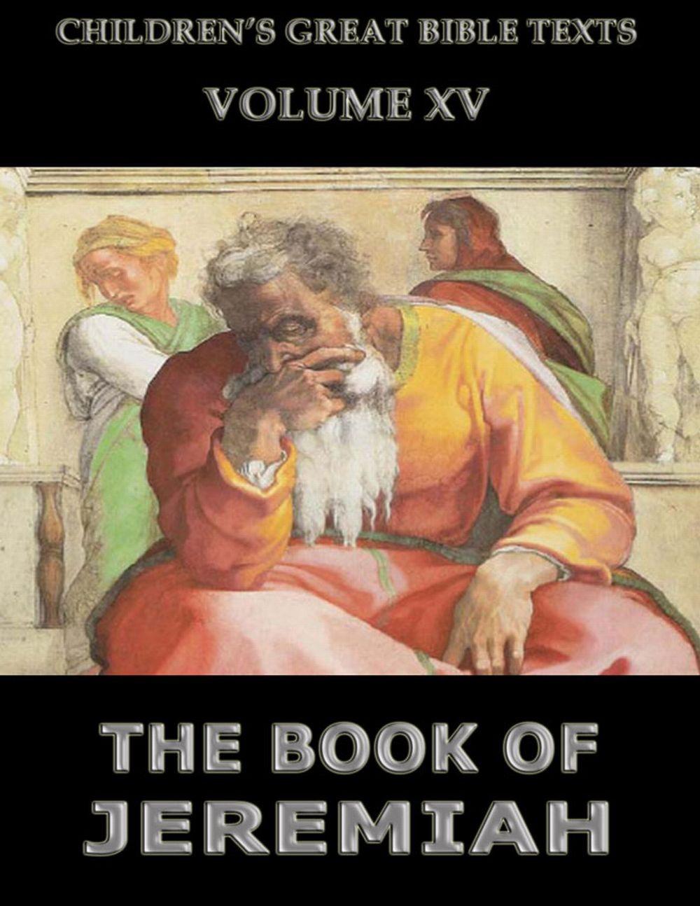 James Hastings The Book Of Jeremiah недорого