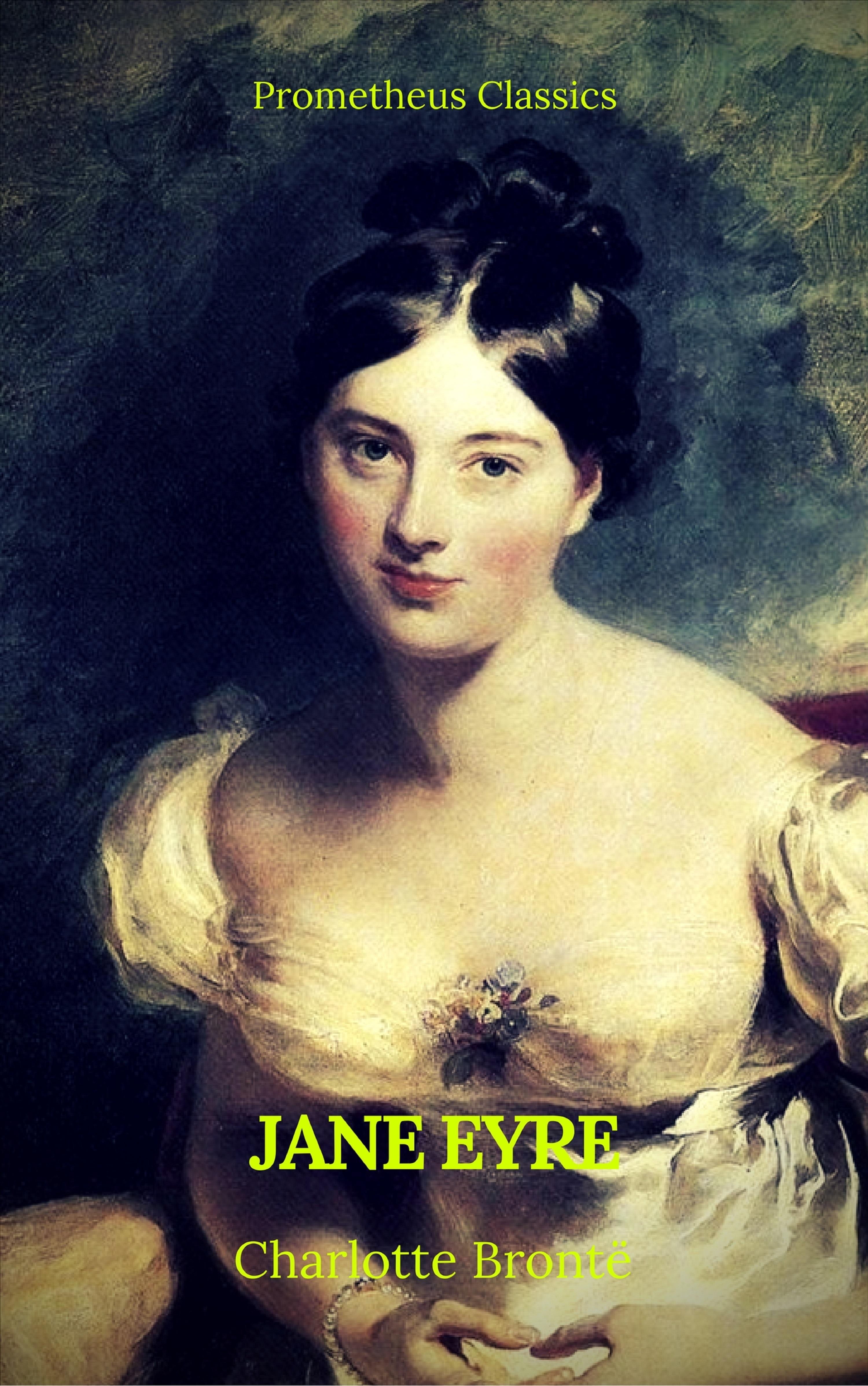 Шарлотта Бронте Jane Eyre (Prometheus Classics)(Italian Edition)