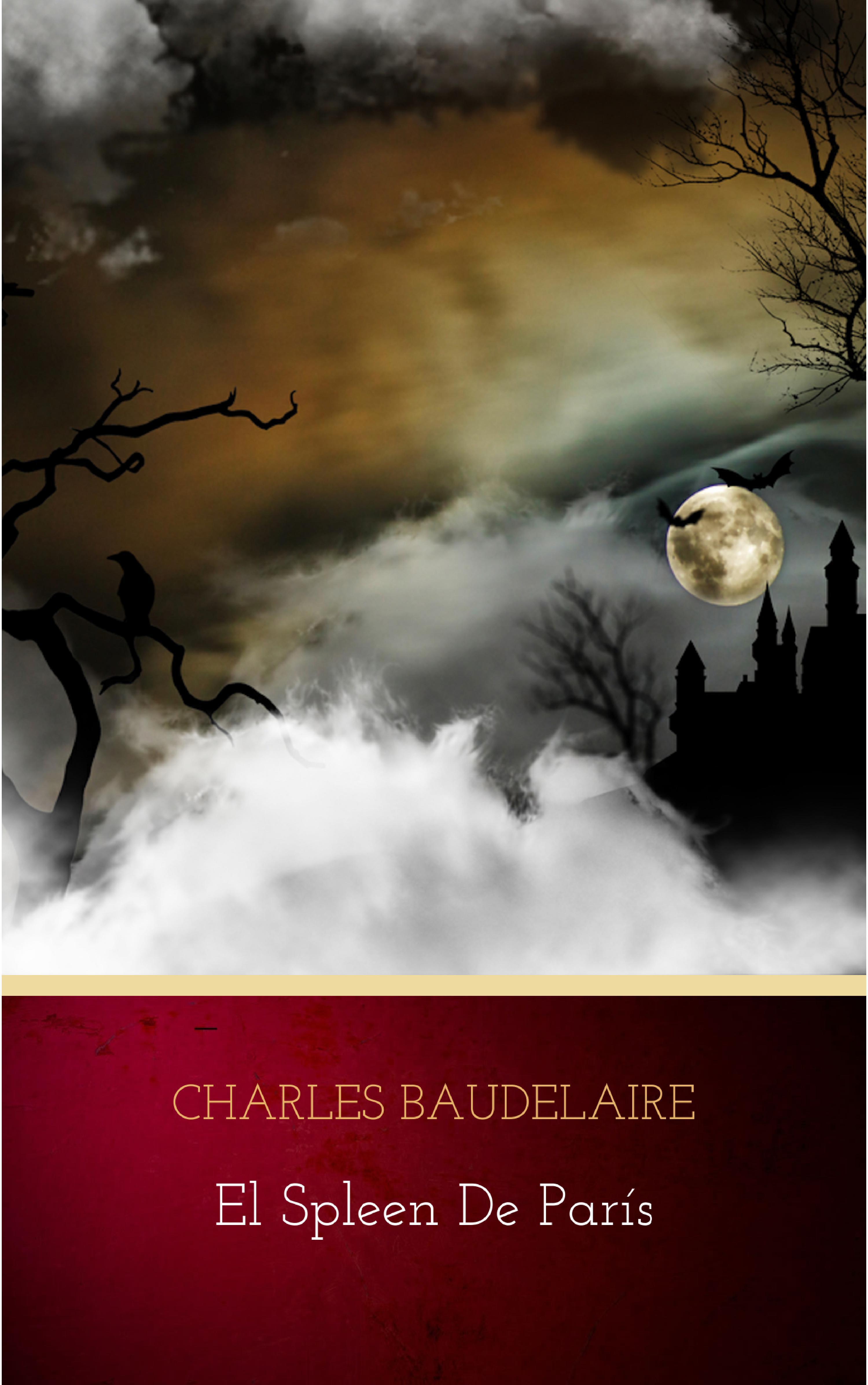 Baudelaire Charles El spleen de París dj natalia parís cali